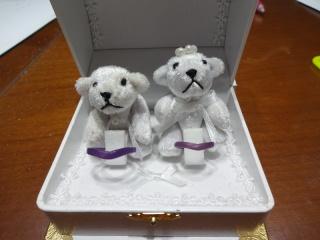 【Jewel HAMA(ジュエルはま)の口コミ】 結婚指輪を手作りしたかったので、こちらのお店にお願いしました。 お互い…