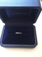 【銀座ダイヤモンドシライシの口コミ】 ダイヤモンドシライシに来店して、指輪のイメージや金額等のアンケートを…
