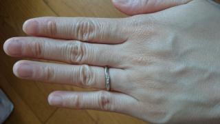 【エクセルコダイヤモンド(EXELCO DIAMOND)の口コミ】 始めにラザールダイアモンドのお店にいって見ましたが、デザインがあまり好…