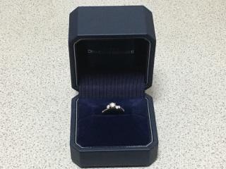 【銀座ダイヤモンドシライシの口コミ】 ファーストインプレッションです。 店内の指輪をほぼ見させてもらいました…