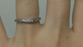 【ラザール ダイヤモンド(LAZARE DIAMOND)の口コミ】 いろんなお店に試着に行きましたが、このお店のダイヤモンドが一番キラキ…