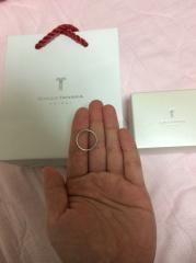 【ギンザタナカブライダル(GINZA TANAKA BRIDAL)の口コミ】 シンプルな指輪を探していました。 特に、ブランドにはこだわっていません…