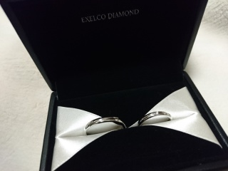 【エクセルコダイヤモンド(EXELCO DIAMOND)の口コミ】 ダイヤモンドがキラキラしている指輪に憧れていましたが、毎日つけることを…
