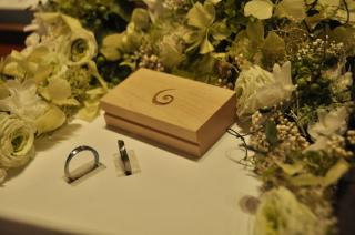【SORA(ソラ)の口コミ】 彼が婚約指輪をSORAで購入してくれたことがきっかけで、結婚指輪もこちら…