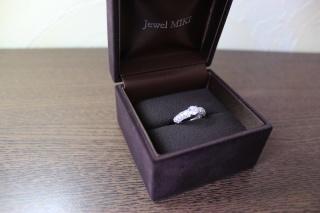 【William-LennyDiamond(ウィリアム・レニー・ダイヤモンド)の口コミ】 この婚約指輪だったら絶対に満足してもらえると思って、自信を持って選ぶ…