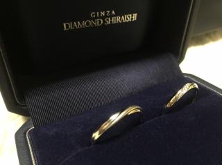 【銀座ダイヤモンドシライシの口コミ】 ダイヤモンドの専門メーカーということもありダイヤモンドの質がよく輝きが…