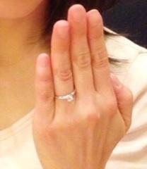 【ティファニー(Tiffany & Co.)の口コミ】 婚約指輪自体いるのか、いらないのかを話しながら、色々なお店を見ていた…