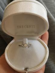 【TRECENTI(トレセンテ)の口コミ】 あまり他の人とかぶらないブランドがよく、私の中ではトレセンテさんは婚…