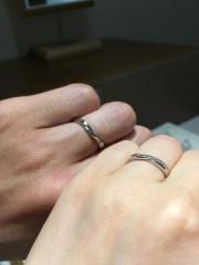 【銀座ダイヤモンドシライシの口コミ】 結婚指輪を購入するために、4〜5件ほどお店を回りましたが、一番対応がよ…