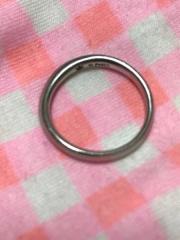 【Dolfani(ドルファーニ )の口コミ】 婚約指輪と結婚指輪のセットリングを指につけた時、とてもゴージャスで幸…