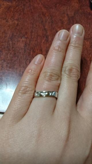 【JEWELRY  KAMATA(ジュエリーかまた)の口コミ】 私は小さい頃から結婚指輪は…オーダーメイドで作りたいと思…