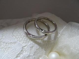【エクセルコダイヤモンド(EXELCO DIAMOND)の口コミ】 指輪はどこの店の物もすごく良く、見れば見るほど困った、笑 が、ここの接…
