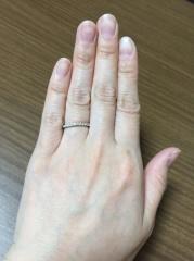 【JEWELRY  KAMATA(ジュエリーかまた)の口コミ】 元々指輪はフルオーダーかセミオーダーで考えていました。フルオーダーだと…