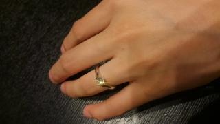 【芝翫香(しかんこう)の口コミ】 結婚指輪以上に高価で、あまり付ける機会がないと思われる婚約指輪。買う…