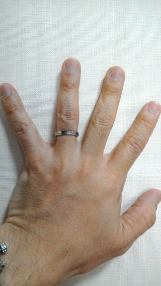 【Ptau(ピトー)の口コミ】 デザイン、価格、自分の手、指に合うものをと色々試着させていただきました…