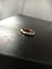 【杢目金屋(もくめがねや)の口コミ】 手に馴染む優しい雰囲気の指輪をイメージしてインターネットで検索したと…