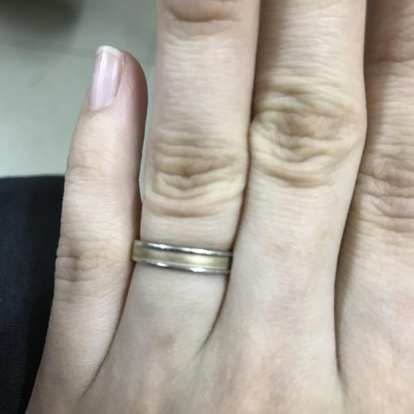 【cococaru(ココカル)の口コミ】 シンプルな指輪を探してましたのでアマゾンで検索したところ気になるものが…