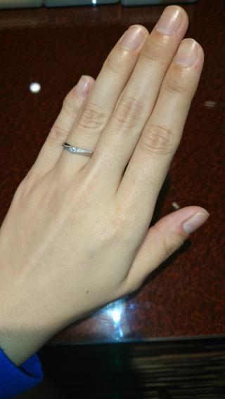 【JEWELRY  KAMATA(ジュエリーかまた)の口コミ】 欲しい指輪の一番の候補でした。 他で10万超えるけどジュエリーかまたス…