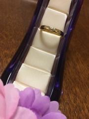 【JewelMIKI(ジュエルミキ)の口コミ】 オーダーメイドの指輪がほしいと考えており、何軒も何軒も価格とデザインを…