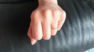 【RosettE(ロゼット)の口コミ】 HPで見てかわいいと思っていた指輪が自分の指には合わなくて、 全く違う系…