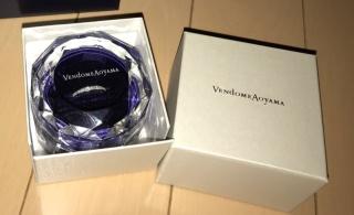 【ヴァンドーム青山(Vendome Aoyama)の口コミ】 私は店舗へ行って選んでないのですが(旦那からのサプライズプレゼントでし…