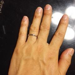 【銀座ダイヤモンドシライシの口コミ】 シンプルなものでとお願いしたらその通りのものを紹介されたので即決しまし…