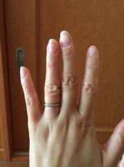 【エクセルコダイヤモンド(EXELCO DIAMOND)の口コミ】 ゼクシィの雑誌でいろんな指輪を見ているときからエクセルコの指輪が素敵だ…