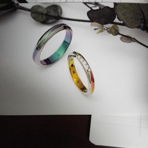 【SORA(ソラ)の口コミ】 結婚指輪を買うならココで!と決めていたくらい気になっていたブランドなの…