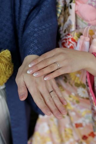 【カルティエ(Cartier)の口コミ】 婚約指輪は一目ぼれしたバレリーナにしましたが、コスト面も心配で結婚指…
