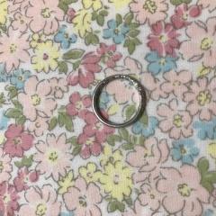 【Galopine & Galopin(ガロピーネガロパン)の口コミ】 結婚指輪は飽きないシンプルなデザインで細めのもので探していました。 こ…