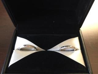 【エクセルコダイヤモンド(EXELCO DIAMOND)の口コミ】 わたしの一目惚れ! 指が細めだから絶対V字だ!!!!!!と 探していた…