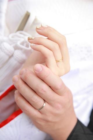 【mina.jewelry(ミナジュエリー)の口コミ】 オリジナルの指輪という点と、作った思い出も出来ると思い、こちらでお願い…