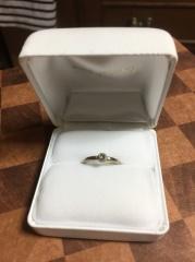 【mina.jewelry(ミナジュエリー)の口コミ】 既製品ではなくて、自分だけのオリジナル感が欲しかったので、まさにぴった…