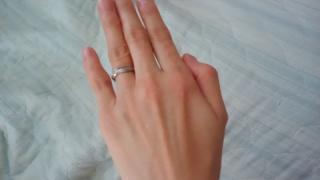 【俄(にわか)の口コミ】 メイド・イン・ジャパンの指輪らしい細部にこだわったエンゲージリング。…