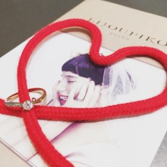 【COCKTAIL(カクテル)の口コミ】 指輪の品揃えが県下最大級と言われているだけあって、好きな形にこだわり…