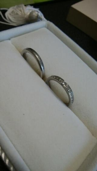 【TRECENTI(トレセンテ)の口コミ】 ひとつの原石からカットされたふたつのダイヤモンド「双子ダイヤモンド」を…