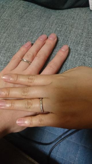 【エクセルコダイヤモンド(EXELCO DIAMOND)の口コミ】 店長の対応がすごく良かったです!!! デザイン、価格など指輪の満足度も…