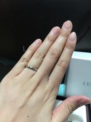 【LUCIE(ルシエ)の口コミ】 価格も安価にも関わらず、高品質でデザイン性も高く一目惚れしました。 シ…