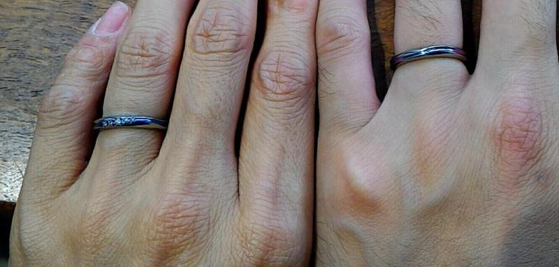 【SORA(ソラ)の口コミ】 指輪を買うならここでと決めていた位、雑誌などでみていて一目惚れしました…