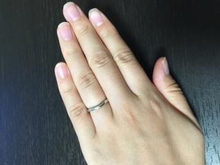 【カルティエ(Cartier)の口コミ】 バレリーナの婚約指輪は昔から婚約指輪をもらうならこれ!と決めていた、憧…