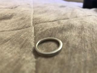 【ギンザタナカブライダル(GINZA TANAKA BRIDAL)の口コミ】 結婚指輪は毎日付けるものなので、できるだけシンプル目立たなく、ファッ…