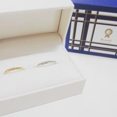 【RosettE(ロゼット)の口コミ】 インターネットで結婚指輪を探していて、見つけたのが、RossetE ロ…