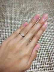 【日本ダイヤモンド貿易の口コミ】 ダイヤモンドの質にこだわってグレードの高いもので作ってもらいました。 …