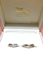 【ケイウノ ブライダル(K.UNO BRIDAL)の口コミ】 結婚指輪なので普段つけてても気にならない、シンプルなものを探していまし…