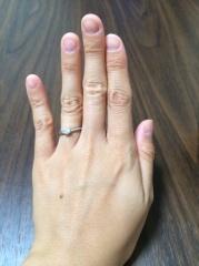 【アイプリモ(I-PRIMO)の口コミ】 指が短い人でも美しく見えるデザインを探していると伝えて、紹介されたのが…