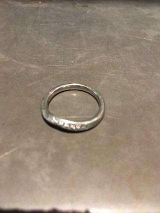 【俄(にわか)の口コミ】 指輪のコンセプトが気に入りました。上の選択肢に「祈り」がなかったので、…