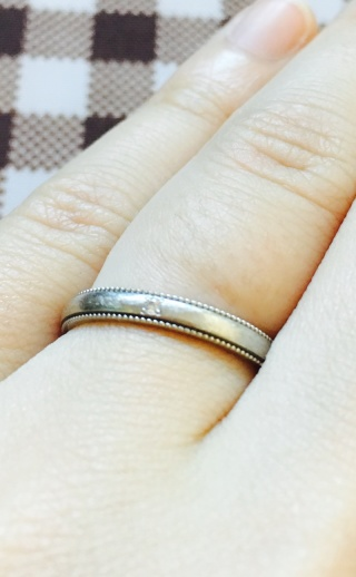 【エクセルコダイヤモンド(EXELCO DIAMOND)の口コミ】 シンプルだけど繊細な指輪を検討していました。挙式したホテルのおすすめす…