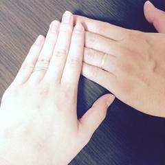 【Hamri(ハムリ)の口コミ】 結婚指輪に思い出を残したいという思いから、手作りすることを選びました…