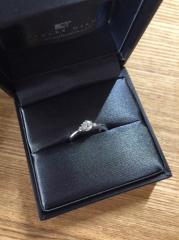 【ラザール ダイヤモンド(LAZARE DIAMOND)の口コミ】 おとぎ話のように大きなダイヤ一粒!というのも憧れましたが、せっかく一生…