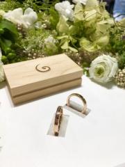 【SORA(ソラ)の口コミ】 オリジナルの指輪を作りたく、こちらのお店にお願いしました。 特にテンプ…